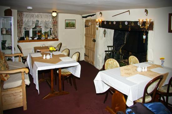 Wellington Farm Bed & Breakfast: Dining Room