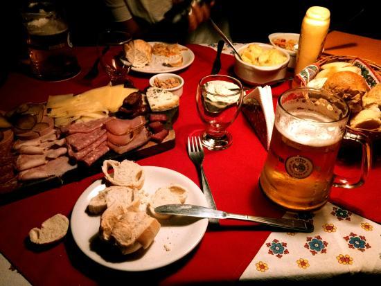 Alpenhaus Gasthaus : Es war sehr gut!!!