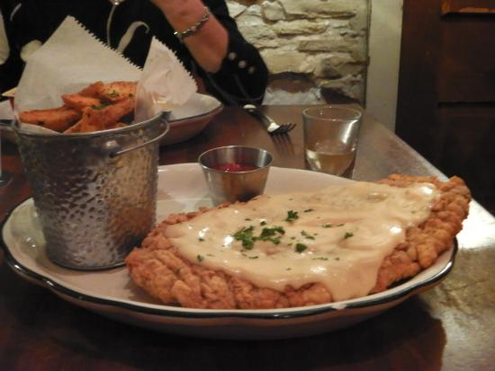 Moonshine Patio Bar U0026 Grill: Chicken Fried Steak