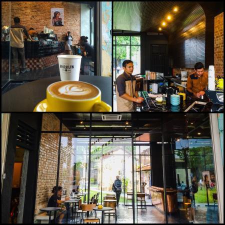 Photo of Cafe Bricklin Bar Cafe at 31a Jalan Gurdwara, George Town 10300, Malaysia