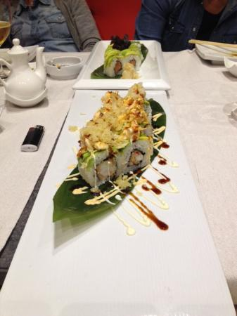 Caparena Sushi & Wine: Sushi