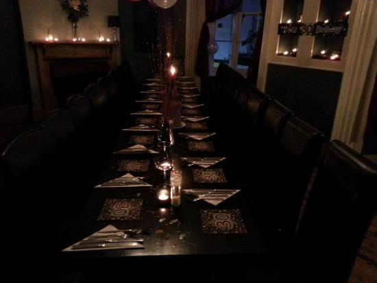 Black Pearl: PARTIES CATERED FOR
