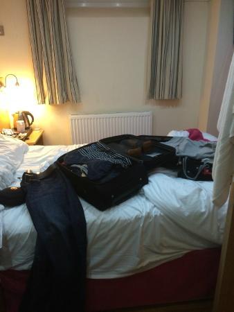 Le Ville Hotel: double room?
