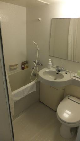Hotel Mystays Sakaisuji-Honmachi : Bathroom