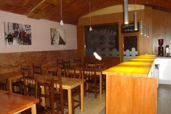 Restaurant  La Fusteria