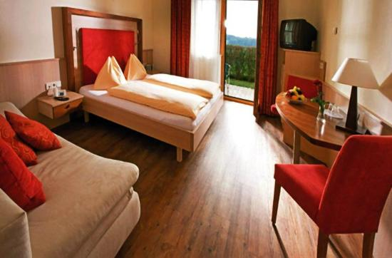 Panoramahof Loipersdorf: Unser Zimmer im Hotel