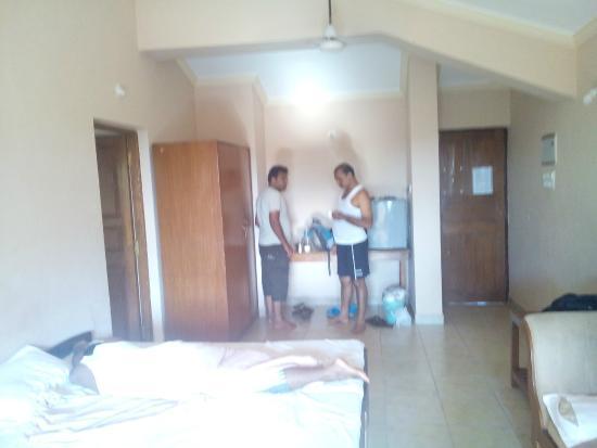 Santiago Residency : Our room