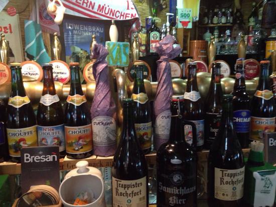 Cerveceria La Barraca: Best beers ever!!
