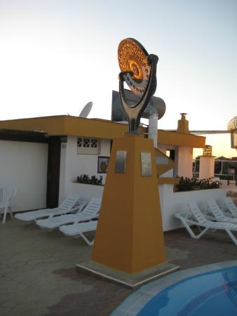 Casa del Sol: Pool