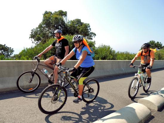 Camping 1ª O Muiño - Bungalow Park: Carril Bici