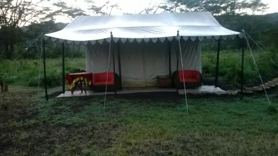Lakira Camp: The Cabin(Exterior)