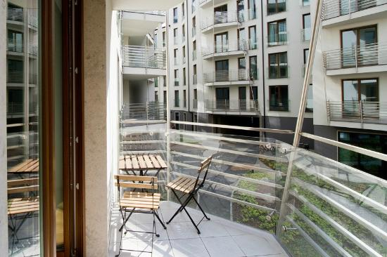 Apartments building - Picture of Amstra Luxury Apartments ...
