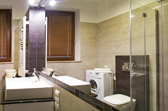 luxury apartment in krakow: