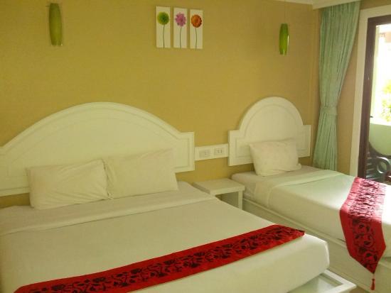 Phi Phi Villa Resort: Номер в отеле