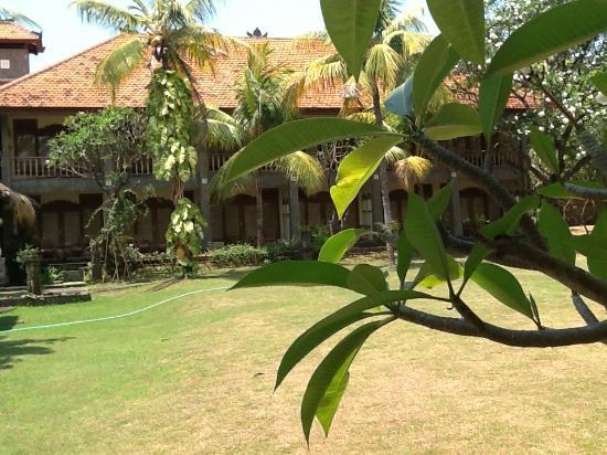Nirwana Seaside Cottages: hoofdgebouw