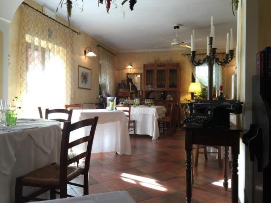 San Maurizio Canavese, إيطاليا: Sala da pranzo