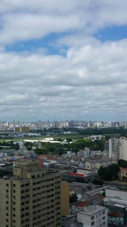 Brasilia Small Town Flat Service: Vista apto 21º andar