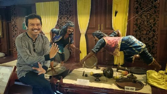 Malacca Sultanate Palace : Pertarungan Hang Tuah