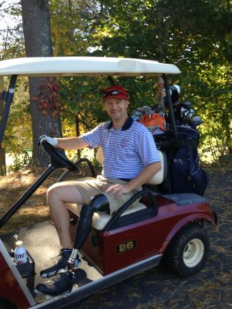 Thunderhart Golf Course at Sunny Hill : Enjoying Life