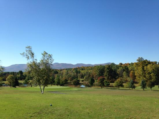 Thunderhart Golf Course at Sunny Hill : Just One of the breathtaking views