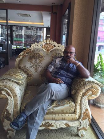 Hotel Annapurna: Raja
