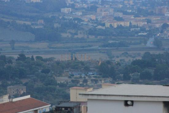 هوتل إكسكلوسيف: View of the Temples from the Terrace