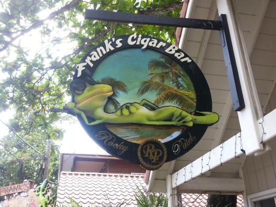 Frank's Cigar Bar