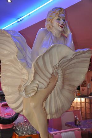 Edwood Café : L'éternelle Marylin Monroe