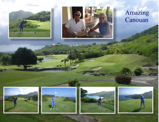Canouan Estate Villas & Residences: A picture tells a thousand words