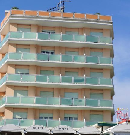 Hotel Royal: Hotelansicht