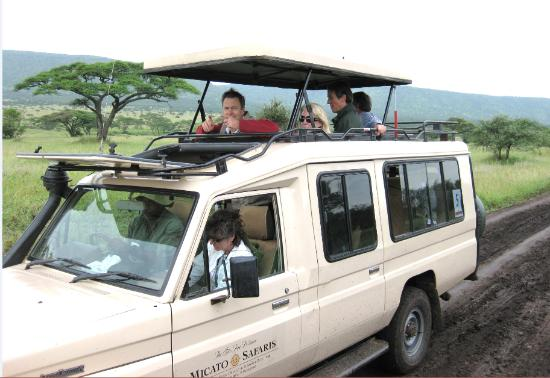 micato safaris - Picture of Seronera, Serengeti National