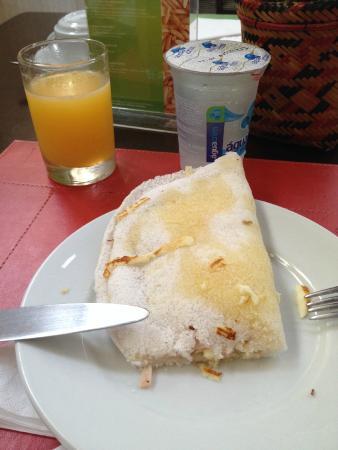 Quality Hotel Manaus: Café da Manhã com opções regionais