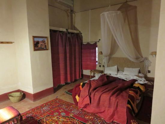Ksar El Khorbat: bedroom
