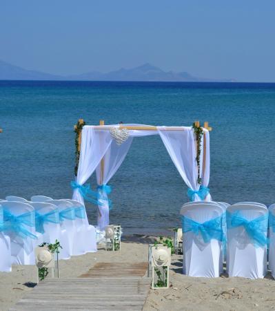Malibu Beach Bar Restaurant Wedding And Reception In