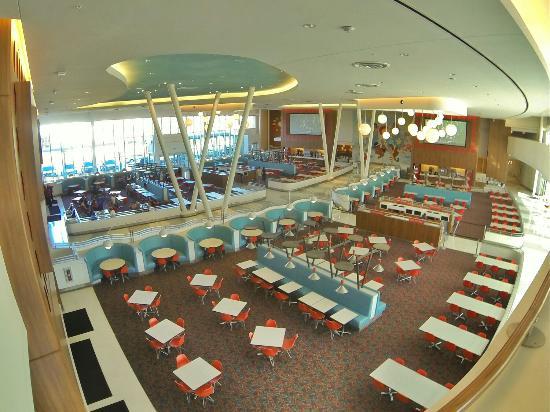 Cabana Bay Resort Room Service