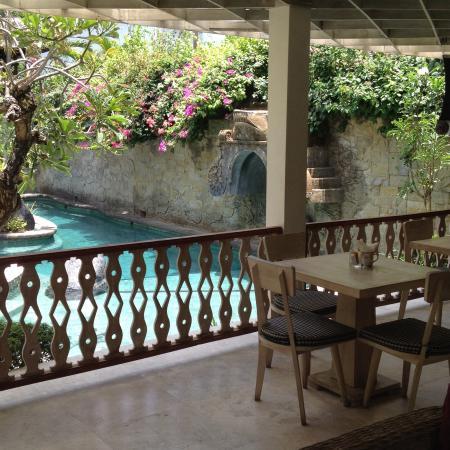 Villa Kresna Boutique Villas : Sala colazione al Villa Kresna Boutique Suite