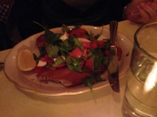 Nizza : Chicken Milanese