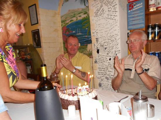 images bar malta: Birthday celebrations