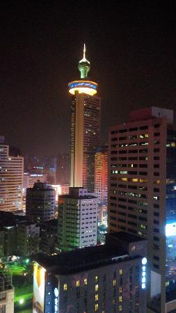 โรงแรมโกลด์: A view from 20/F