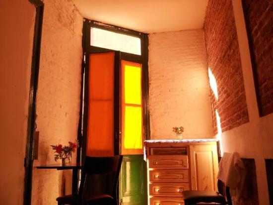 Homstel Soleil : Habitación 10