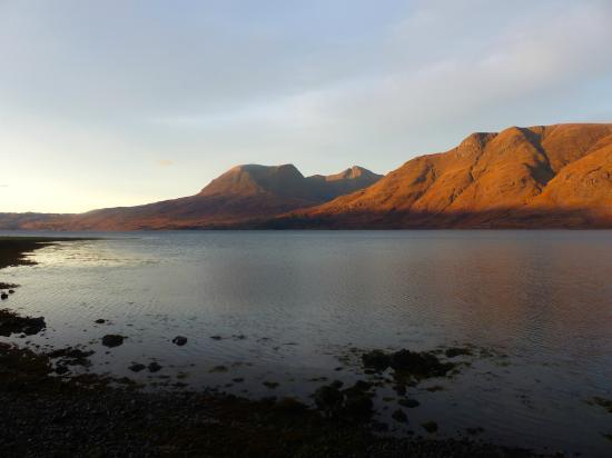 Glen Torridon: Loch Torridon