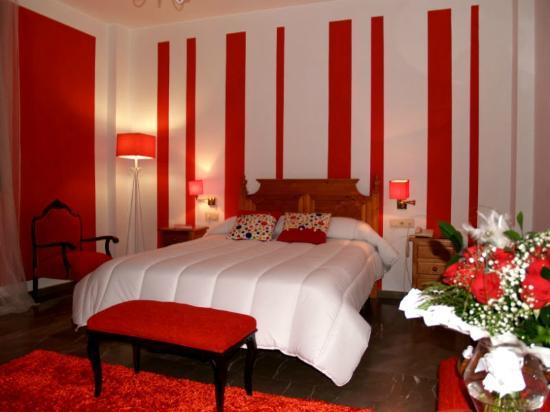 Hotel Corona de Atarfe: HABITACIÓN DE MATRIMONIO