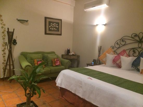 Hotel Boutique Parador San Miguel Oaxaca: Habitación