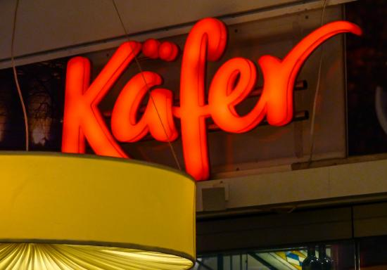 Käfer Bistro T2 am Flughafen: Ideal between our flights, Our visit to Kaefer T2 Munich Airport