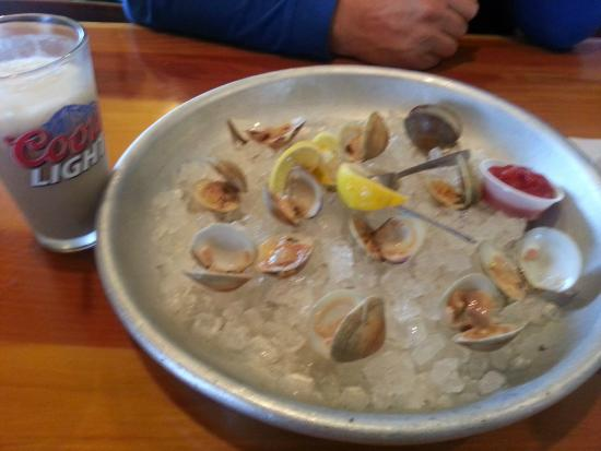 Mulligan's Raw Bar & Grille : $1 each...I nearly choked, but clearly not because of their size ;-)