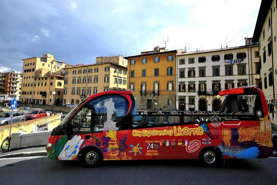 City Sightseeing Livorno