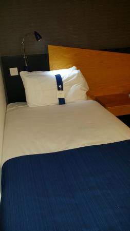 Holiday Inn Express Manchester East : Nice beds