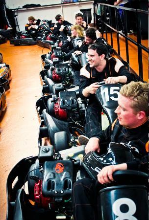 Galway City Karting : Kids Parties