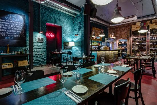 Best Steak House In Warsaw Review Of Hoza Poland