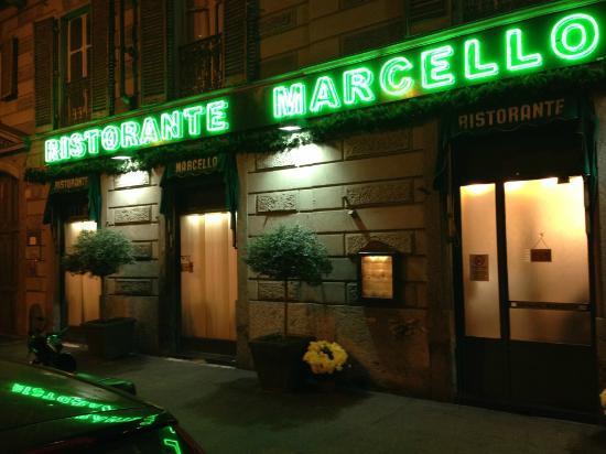 MARCELLO : Top restaurant in Turijn